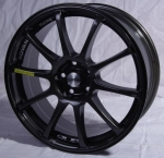 Диски Advan Racing RS R17 5х114,3 Цвет черный.