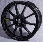 Диски Advan Racing RS R17 5х100 Цвет черный.